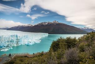 Escapada a El Calafate y el gran Glaciar Perito Moreno (Argentina)