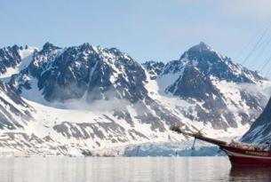 Islas Svalbard -  Spitsbergen a bordo del velero Noorderlicht - Junio-Septiembre