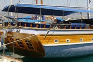 Turquía -  Navegación en goleta por la costa Licia. - Extensiones a Estambul y Capadocia