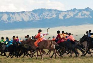 Mongolia -  Festival de Naadam, Gobi y Lago Khovsgol - Salida especial el 11 de Julio
