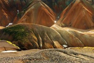 Islandia -  Vehículo de alquiler y alojamientos.  -