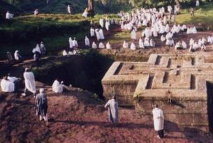 Etiopia -  El norte histórico y Pascua en Lalibela. Ruta terrestre - Salida 28 de marzo