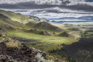 Mongolia -  Desierto de Gobi, Estepa Central y Lago Khovsgol - Salidas de Julio a Septiembre