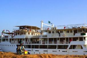 Senegal -  El río Senegal a bordo del Bou el Mogdad - Salidas semanales hasta MAY