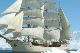 Antartida -  Antártida en velero clásico - A bordo del bergantín EUROPA