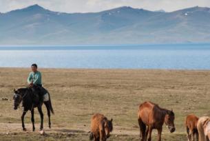 Kyrgyzstán -  Cruzando las tierras altas de Kyrgyzstán - Salidas grupo