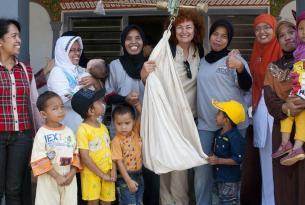 Indonesia -  Sumatra. Los minangkabau: comunidad matriarcal musulmana - Salida 9 de Octubre