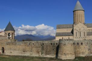 Georgia -  Región de Kajetia, Kazbegui, Uplistsije y Tbilisi  - Salidas Regulares