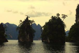 Tailandia -  Bangkok, Safari en Kao Sok y playas de Krabi o isla de Yao Noi - Salidas de Marzo a Diciembre