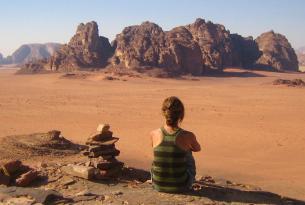 Jordania -  Trekking por Jordania, Dana, Petra y Wadi Rum - Salidas regulares de Abril a Diciembre