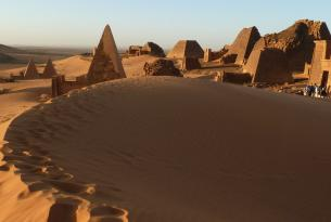 Sudan -  Faraones Negros - Salida 27 Dic