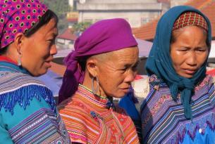 Vietnam -  Poblados del norte, Halong, Hue y Delta. Opción Camboya: templos de Angkor - Salidas de Marzo a Diciembre