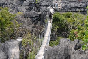 Madagascar -  Lemures, Tsingys y Baobabs - Itinerario exclusivo. Salidas Jul, Ago y Oct