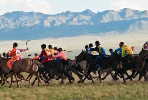 Mongolia -  Festival de Naadam, Gobi y Lago Khovsgol - Salida 09 de Julio desde Barcelona