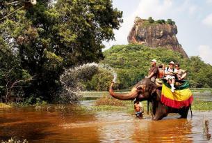 Sri Lanka y las islas Maldivas