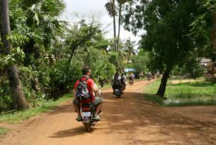 Camboya: de Phnom Penh a Siem Reap