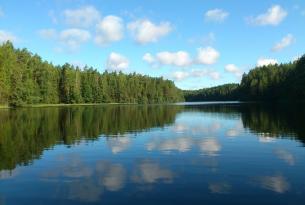 Viaje en bicicleta. Estonia sureste y las islas Hiiumaa y Saaremaa, el paraíso del Mar Báltico.