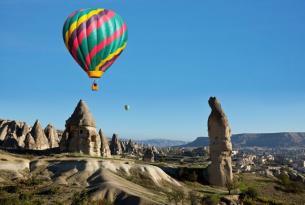 Tour Turquía con Pamukkale y Capadocia