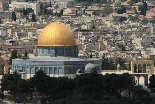 Viaje al Jerusalén soñado (5 días)