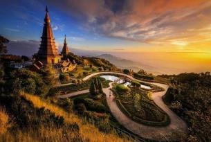 Tailandia en grupo: Bangkok y el triángulo de oro en 7 días