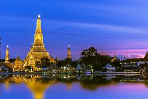 Tailandia al completo y relax en las playas de Phuket (13 días)