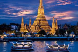 Tailandia en 10 días: con Bangkok, Triángulo de Oro y  Phuket