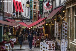 4 dias en Bruselas con panorámica , tour por el centro y degustación de cerveza belga
