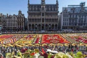 Oferta de viaje a Bélgica: Bruselas, Brujas y Gante con degustación de cervezas.
