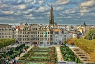 Puente de mayo: escapada a Bruselas (salida desde Málaga)
