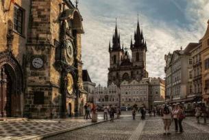 Oferta:escapada por Praga a tu aire