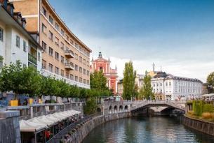 Circuito Adriático en coche de alquiler. Croacia, Eslovenia y Bosnia.