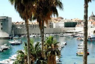 Estancia en Dubrovnik, la perla del Adriático