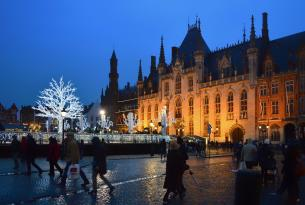 Navidad en Bruselas: mercadillos en el puente de diciembre