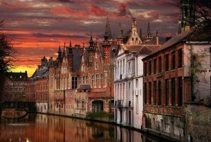 Bélgica: Bruselas, Brujas y Gante en 4 días