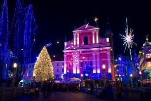 Este diciembre descubre Eslovenia (combinado a tu aire y con guía algunos días)