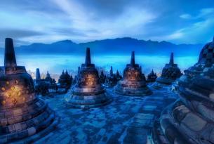 Indonesia increíble en grupo: 14 dias por Yogyakarta, Bali y Komodo