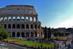 Italia en grupo: circuito por Milán, Florencia, Venecia y Roma