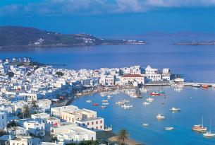 Grecia: 3 noches en Atenas y 4 noches de crucero por las islas griegas