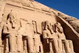 Egipto: leyendas de Abu Simbel
