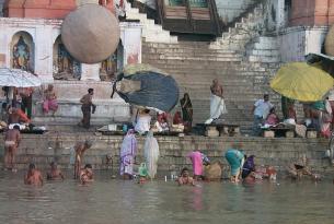 """La India """"clásica"""" con Delhi, Jaipur, Agra, Khajurajo, Benarés y más"""