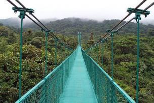 Costa Rica Maravillosa: Parques Nacionales de Tortuguero, Volcán Arenal y Monteverde
