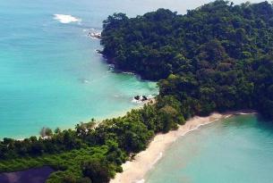 Costa Rica al natural: volcanes, naturaleza y playa (opcional en 4x4 de alquiler a tu aire)