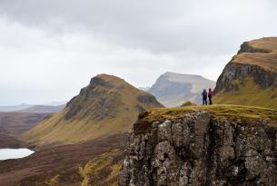 Escocia: tour de senderismo por la Isla de Skye y Glencoe