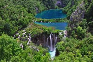 Viaje al paraíso de la costa croata (recorrido por Croacia, Bosnia y Montenegro)