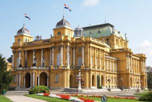 Circuito en grupo por lo mejor de los Balcanes: Bosnia, Croacia y Eslovenia