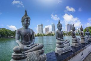 Sri Lanka en grupo: la perla de Oriente