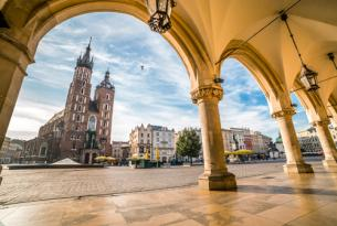 Las Joyas de Polonia en grupo (Varsovia, Wieliczka, Cracovia, Auschwitz y Zakopane)