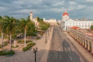 Cuba en grupo reducido y hoteles de 5 estrellas