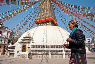 Esencia de Nepal (en grupo reducido)