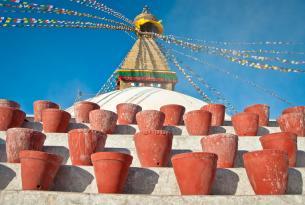 El norte de la India y Nepal: dos mundos vecinos